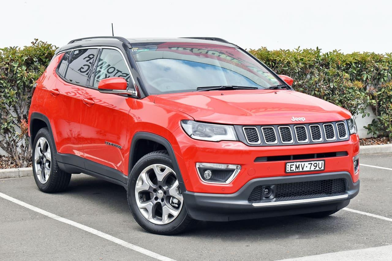 2020 Jeep Compass M6 LIMITED